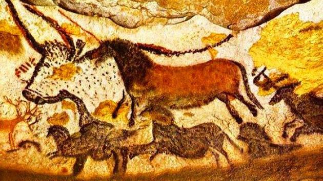 пещеру Ласко