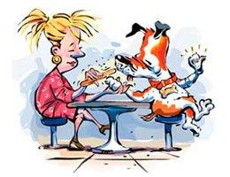Парикмахер, как правило, не только стрижет песика, а оказывает целый спектр услуг: стрижка когтей, чистка ушей и т.д.